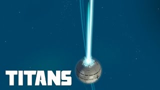 Planetary Annihilation: Titans - 10P FAIL Annihilaser Race | Multiplayer Gameplay