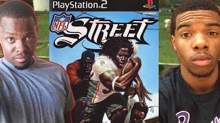 One of iMAV3RIQ's most viewed videos: I CAN'T STOP HIM!! - NFL Street (PS2) | #ThrowbackThursday ft. Juice