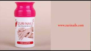 ZuriNails Nail Polish Remover Solution
