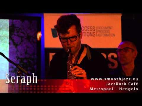 SERAPH Live@JazzRock Café - April 17, 2014 - Tales Of The Unexpected
