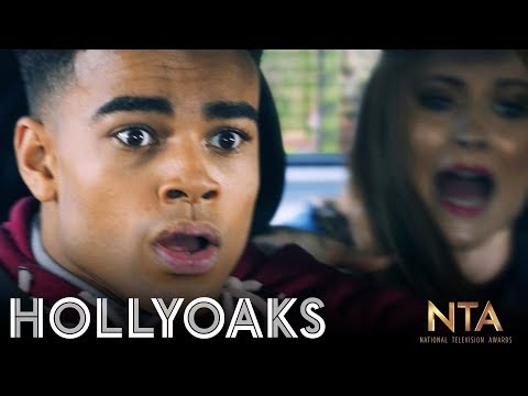 National TV Awards: The Motorbike Crash