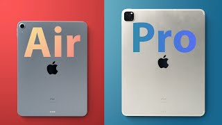 2020 iPad Air vs iPad Pro - Which Should YOU Buy?