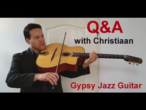 Q&A with Christiaan - Episode 2 - Basic RH Picking Technique