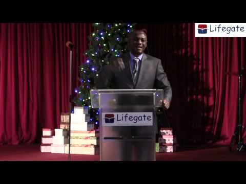 The Power for Material Prosperity | Lifegate Outreach Centre | 6 12 15