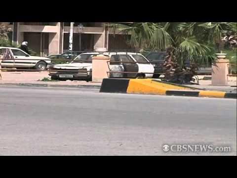 11-year-old directs traffic in Libya
