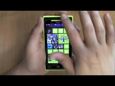 Windows Phone 8 Eduroam