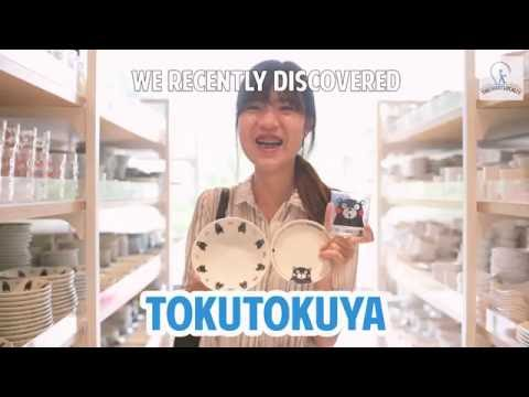 Tokutokuya Singapore - $2 Japanese Store in Singapore