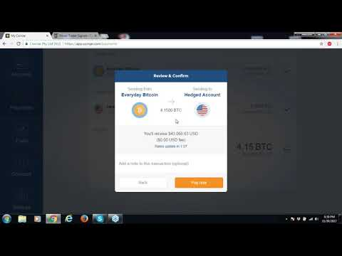 How to Use CoinJar to Move BITCOIN to CASH & CASH to BITCOIN Quick & Easy