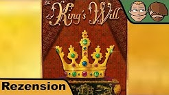 The King's Will - Brettspiel - Review