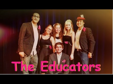 Say Something (Pentatonix/Christina Aguilera)- Educators / Live@FAKS Frühlingskonzert 2015