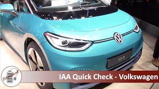 IAA Quick Check - Volkswagen