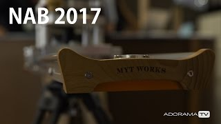 MYT Works Glide Sliders : NAB 2017 Adorama First Look