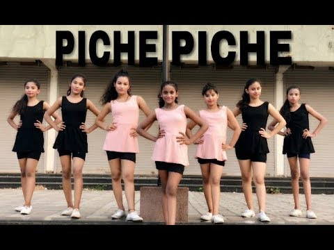 Piche Piche | Shipra Goyal Ft.Alfaaz | Eros Now | Dance Choreography |SPINZA DANCE ACADEMY
