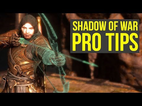 Shadow Of War PRO TIPS For Easily Upgrading Legendary Gear & Way More (Shadow Of War Tips And Tricks