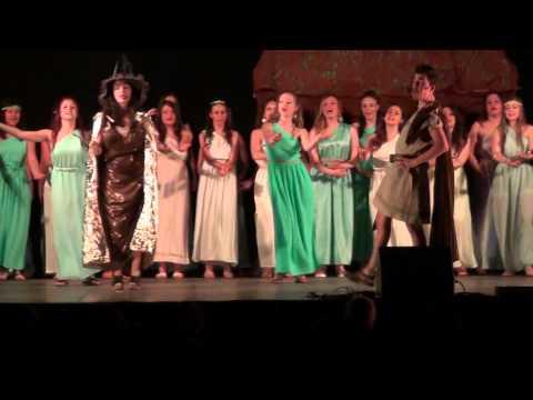 L'Odissea (Parodia) - LiceArti 2015