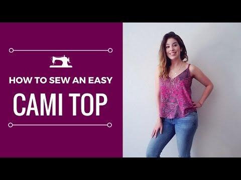 DIY: Cami Top