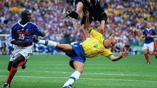 What really happened to Ronaldo few hours before the 1998 World Cup Final - Oh My Goal