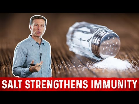 The Benefits of Salt for the Immune System