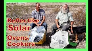 Reflective Cookers: Tiny, Light Solar Ovens