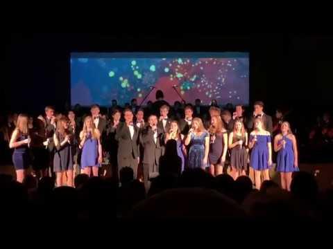 Fairfield Ludlowe High School Close Harmony - White Christmas
