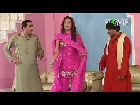 New Pakistani Stage Drama Full Comedy Clip 2017 - Zafri Khan - Deedar - Sajan Abbas - Naseem Vicky