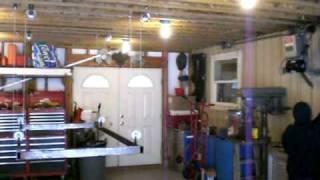 Garage Storage Elevator