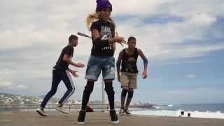 Bboy Mika & Flipto feat. Bgirl Karla (Mighty Infinity Crew)| YAK x BBS Réunion Island