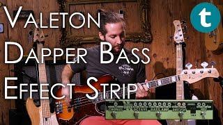 Valeton Dapper Effect Strip | Demo