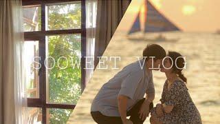 (SUB) 신혼여행 브이로그 | 보라카이 신혼여행 (코…