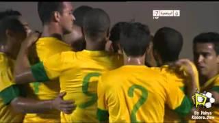 Brazil Vs Argentina 1-1 Paulinho Goal - 2012 Superclásico de las Américas