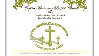 Capital Missionary Baptist Church Commercial 2014