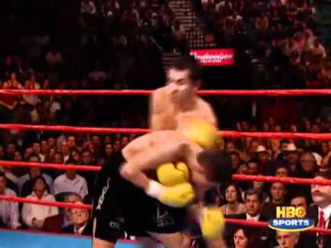 Erik Morales vs Marco Antonio Barrera III HBO Highlights