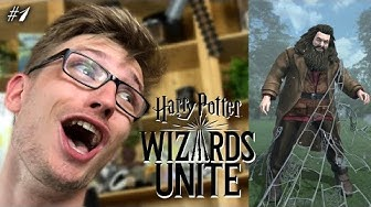 Lasst UNS die Wizarding World RETTEN! | Harry Potter: Wizards Unite #1