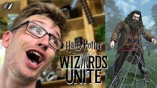 Lasst UNS die Wizarding World RETTEN!   Harry Potter: Wizards Unite #1
