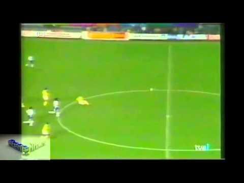 1993 12 08 OCTAVOS Tenerife 2 Juventus 1 Copa de la UEFA