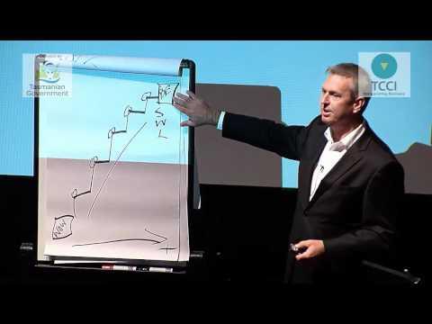 TCCI Small Business Expo Seminar: Dean Demeyer 10X 'Business Plans'