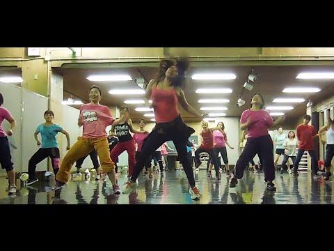 (ZIN 58)Hora Loca - Soca/Mina Dance Fitness Okinawa Japan/ミナ ズンバ沖縄