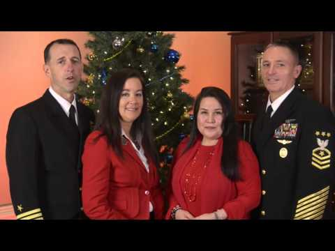 CNO and MCPON Holiday message to the Navy family