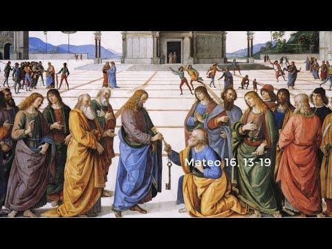 Evangelio del Día Sabado 22 de Febrero - Lectura y Salmo de hoy