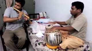 Malgudi days, Siddhartha Pandey (flute) , Sivakumar (Tabla) at IIT Roorkee