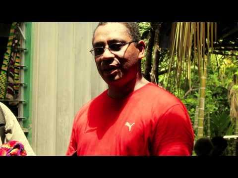 Erminio Kotlar Interviews Ode in Papua New Guinea