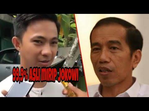 Pak Jokowi KW Tapi 99,9 % Suara Nya MIRIP