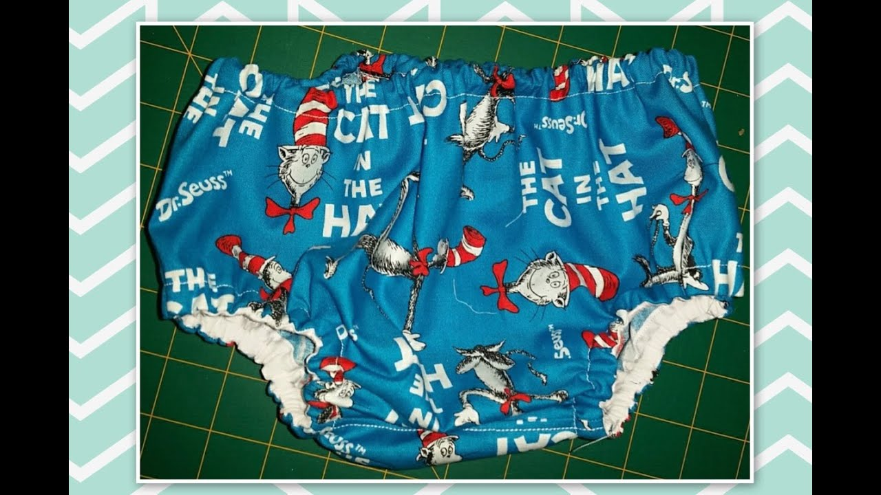 Diy How I Make A Diaper Cover