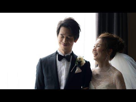 Grand Hyatt Fukuoka / Akihiko+Kaori DIGEST FILM 【2018.2.4】