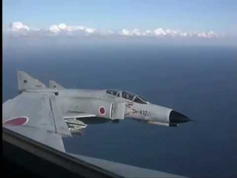 航空自衛隊 F4 PHANTOM