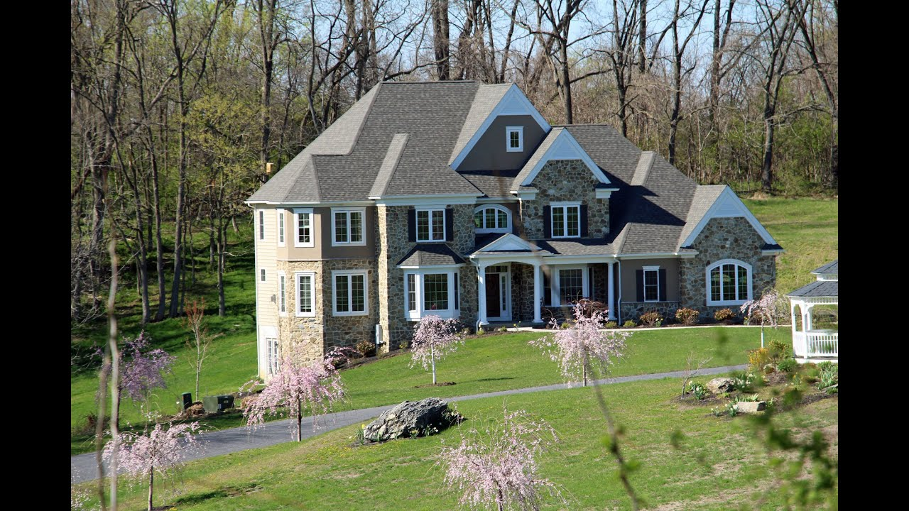 Lancaster Pa Custom Home Builders Farview Farm Estates