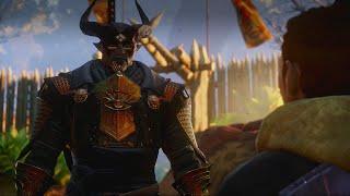 Dragon Age Inquisition: Walkthrough(Hard) Part 151 - Jaws of Hakkon DLC
