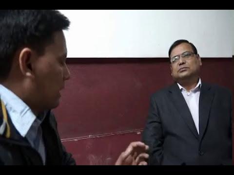 Interview with Nepal Maoist leader, Mr. Krishna Bahadur Mahara - Part-01