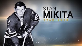Remembering Chicago Blackhawks Legend Stan Mikita