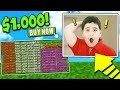 GIVING KIDS FREE RANKS ON MY SERVER (LIVE REACTIONS)